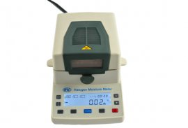Halogen Moisture Meter Operation Video